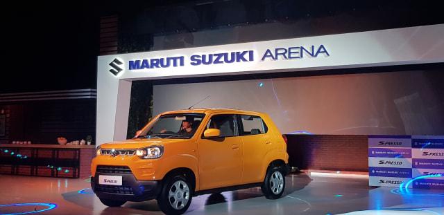 Berita Populer: Suzuki S-Presso Masuk Indonesia; Bocoran Mobil Baru Mitsubishi (113642)
