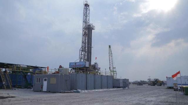 Pertamina Mulai Pengeboran Gas di Jambaran-Tiung Biru