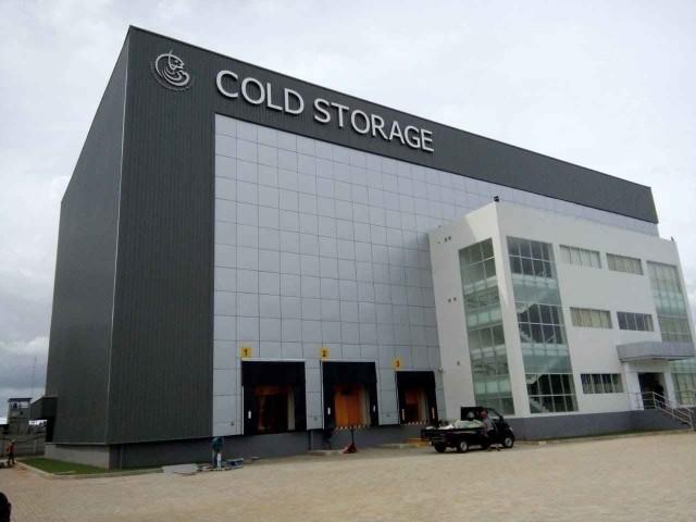 Mengenal Cold Storage Raksasa yang Dibangun Susi (117533)