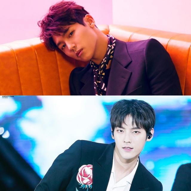 Idola K-Pop bernama Minhyuk