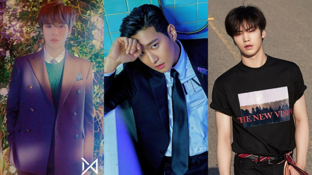 5 Idola K-Pop Bernama Minhyuk (102637)