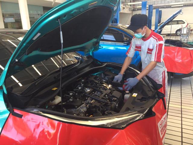 Menjawab Anggapan Soal Perawatan Mobil Hybrid yang Mahal dan Sulit (1138463)