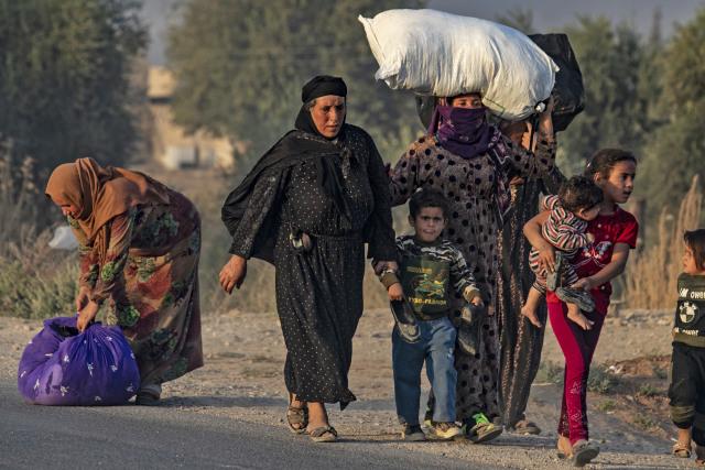 Jinwar, Desa di Suriah yang Dihuni Para Janda Korban KDRT Melawan Patriarki  (423728)