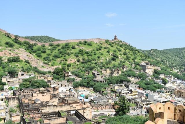 Menjelajahi Amer Fort, Benteng Berarsitektur Megah di Jaipur, India  (399446)