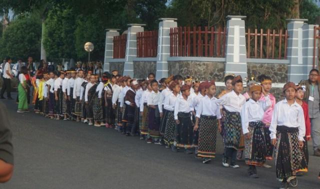 Foto: Menengok Festival Pranata Adat di Manggarai, NTT (297702)