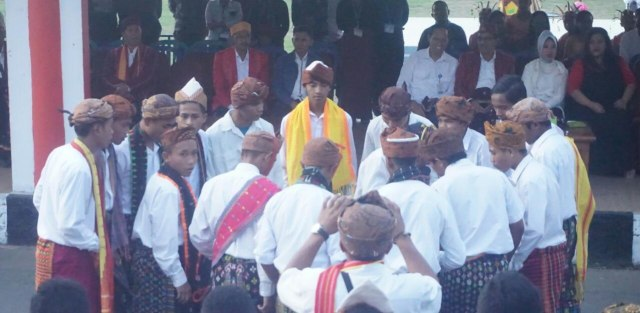 Foto: Menengok Festival Pranata Adat di Manggarai, NTT (297704)