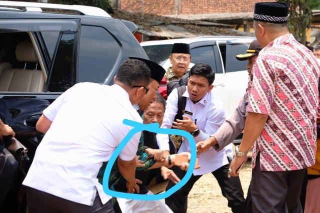 Pria dan Wanita Penyerang Wiranto di Banten Ditangkap (51856)