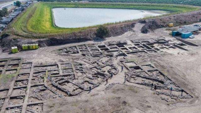 Arkeolog Temukan Kota Kuno Berusia 5.000 Tahun di Israel (1667)