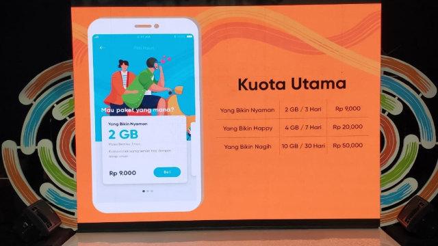 Telkomsel Rilis Aplikasi By.U
