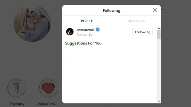 Selain Vino G Bastian, 3 Seleb Ini Juga Cuma Ikuti Instagram Pasangan (193896)