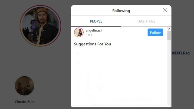 Selain Vino G Bastian, 3 Seleb Ini Juga Cuma Ikuti Instagram Pasangan (193897)