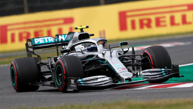 Hasil FP3 F1 GP Inggris: Bottas Tercepat, Hamilton Menguntit (148201)
