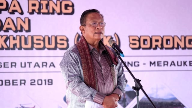 Darmin Nasution Kritisi Revisi Aturan Pajak hingga PPN Sembako: Terlalu Luas! (161381)