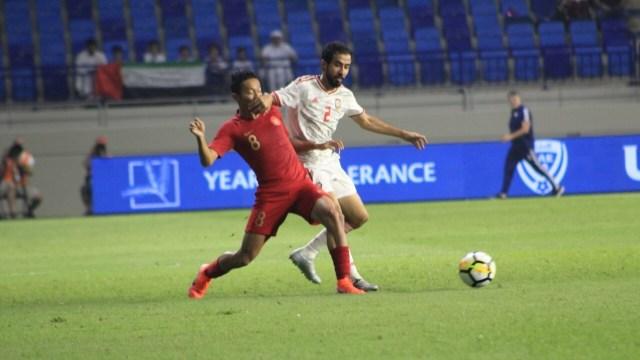 Live Streaming Indonesia vs Uni Emirat Arab di Kualifikasi Piala Dunia 2022 (456752)