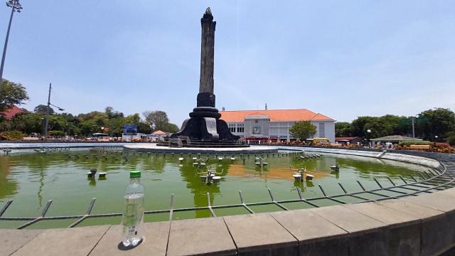 Hari Tanpa Bayangan di Tugu Muda Semarang