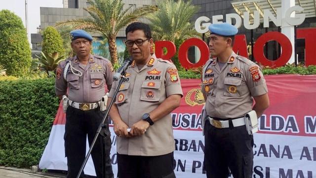 Perwira Polisi yang Naik Bintang: dari Firli, Argo, hingga Fadil Imran (30239)