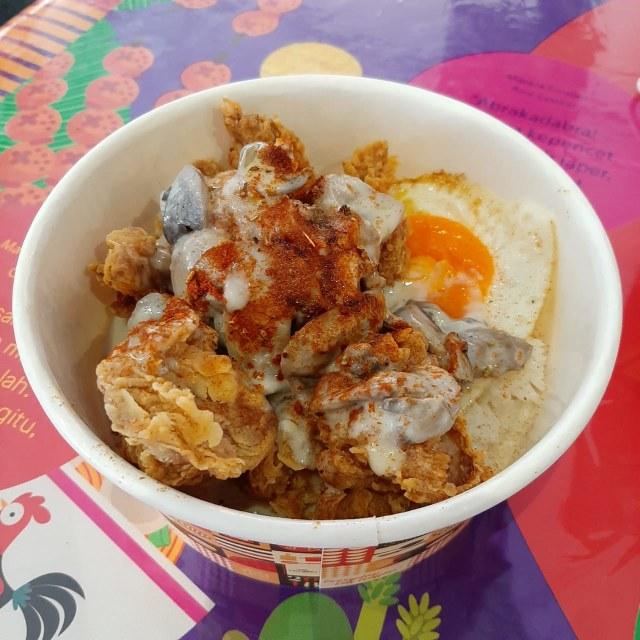 7 Rice Bowl Enak Harga di Bawah Rp 50 Ribu, Ada Lauk Daging sampai Truffle (41290)