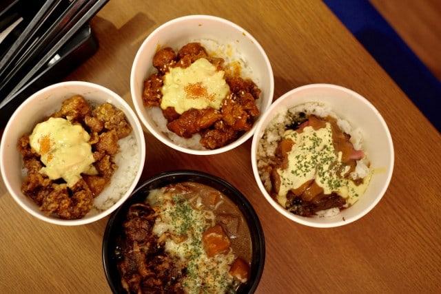 7 Rice Bowl Enak Harga di Bawah Rp 50 Ribu, Ada Lauk Daging sampai Truffle (41289)