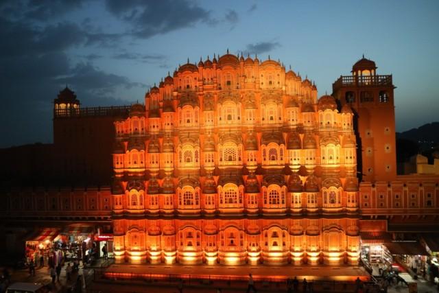 Mengunjungi Hawa Mahal, India, Tempat Mengintip Putri Berpurdah (282967)
