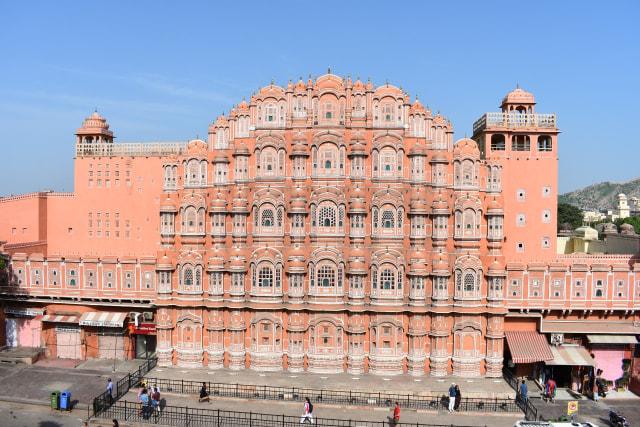 Mengunjungi Hawa Mahal, India, Tempat Mengintip Putri Berpurdah (282969)