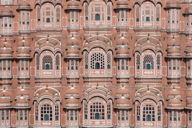Mengunjungi Hawa Mahal, India, Tempat Mengintip Putri Berpurdah (282970)