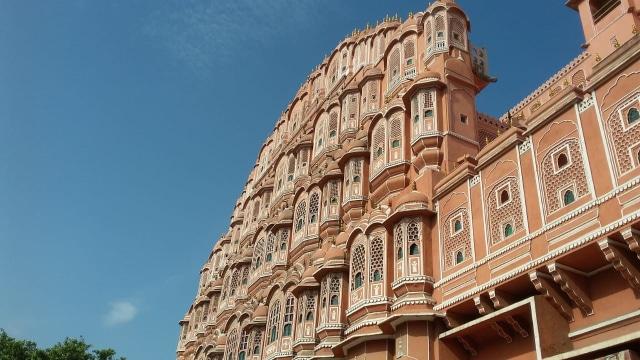 Mengunjungi Hawa Mahal, India, Tempat Mengintip Putri Berpurdah (282971)