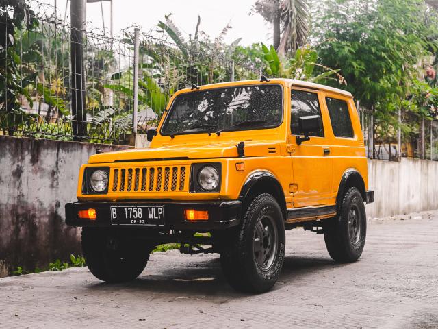 Suzuki Indonesia Sudah Setengah Abad, Ini Prestasinya (616331)