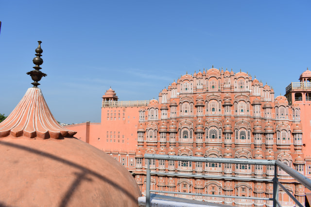 Mengunjungi Hawa Mahal, India, Tempat Mengintip Putri Berpurdah (282973)