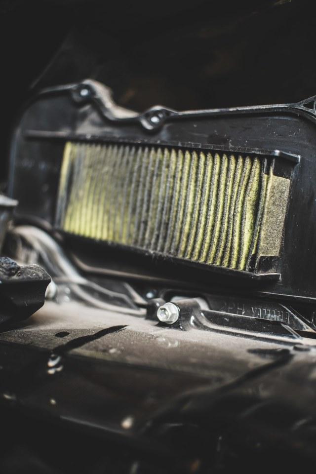 Filter Udara Sepeda Motor Jangan Dicuci, Benarkah?  (1293)