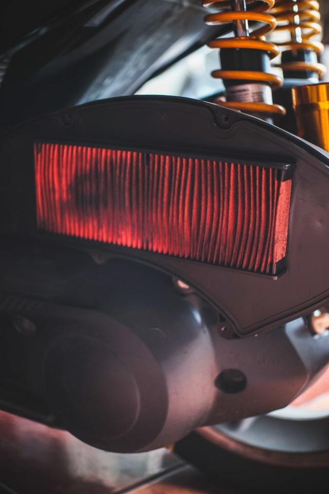 Filter Udara Sepeda Motor Jangan Dicuci, Benarkah?  (1294)