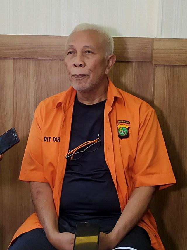 LIPSUS Jenderal Pensiunan Penunggang Aksi Demo, Mulyono Santoso