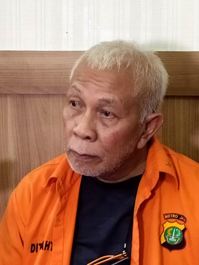 LIPSUS Jenderal Pensiunan Penunggang Aksi Demo, Mulyono Santoso (NOTCOV)