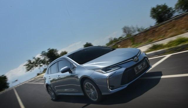 Toyota: Mobil Hybrid Di Bawah Rp 500 Juta Paling Ideal untuk Indonesia (23761)