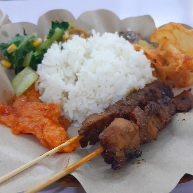 'Kehidupan Tidak Pernah Berakhir', Resto Vegan yang Lezat di Bandung (739441)