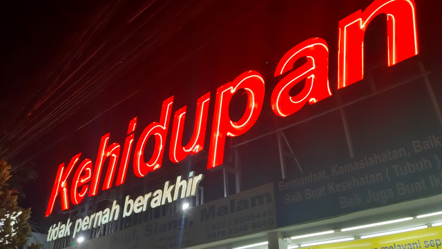 'Kehidupan Tidak Pernah Berakhir', Resto Vegan yang Lezat di Bandung (739442)