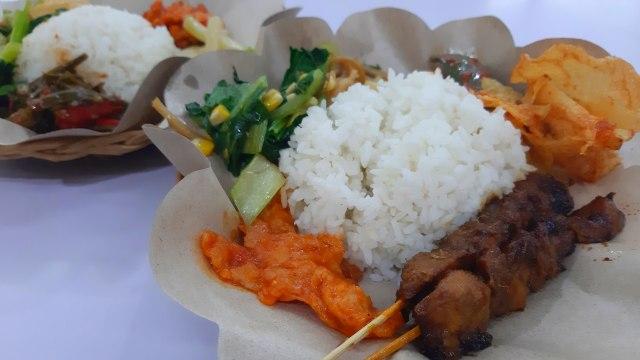 'Kehidupan Tidak Pernah Berakhir', Resto Vegan yang Lezat di Bandung (739443)