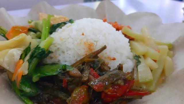 'Kehidupan Tidak Pernah Berakhir', Resto Vegan yang Lezat di Bandung (739445)