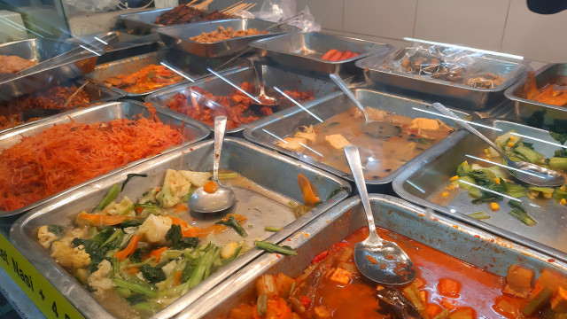 'Kehidupan Tidak Pernah Berakhir', Resto Vegan yang Lezat di Bandung (739447)