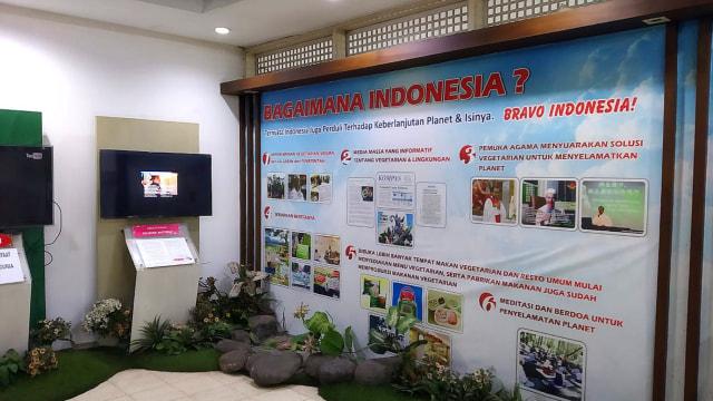 'Kehidupan Tidak Pernah Berakhir', Resto Vegan yang Lezat di Bandung (739449)