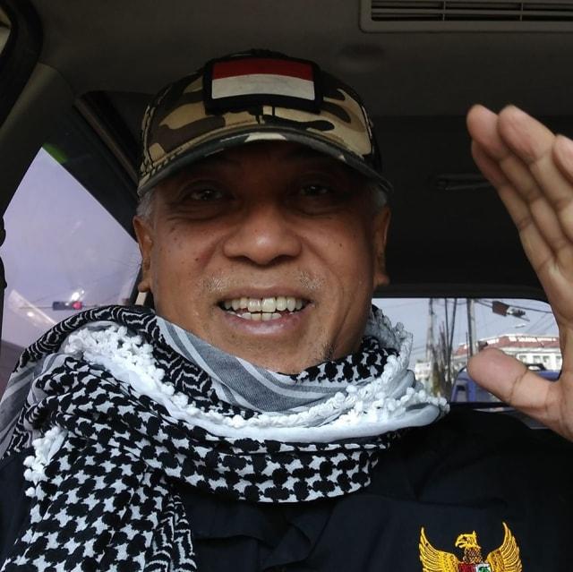 Abdul Basith Jalani 48 Adegan Rekonstruksi Kasus Bom Ikan (131776)