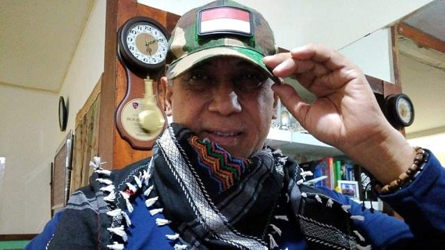 LIPSUS Jenderal Pensiunan Penunggang Aksi Demo, Abdul Basith