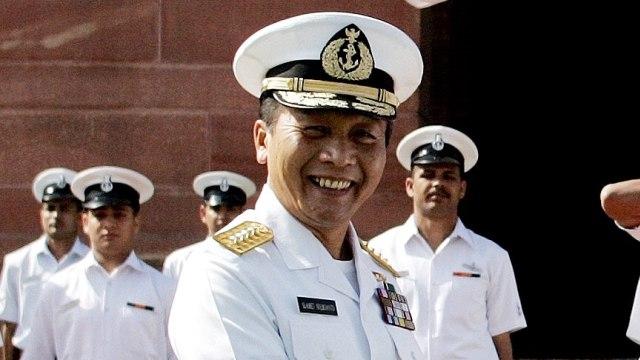 LIPSUS Jenderal Pensiunan Penunggang Aksi Demo, Laksamana (Purn) Slamet Soebijanto