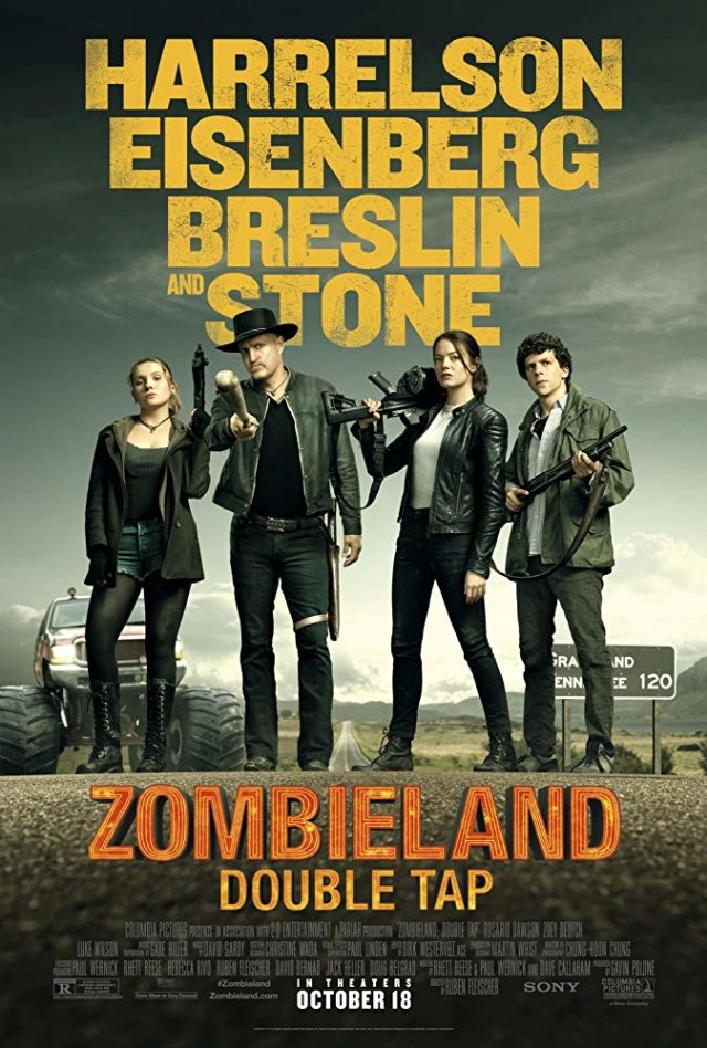 'Zombieland: Double Tap': Konyol dan Penuh Kejutan (314054)