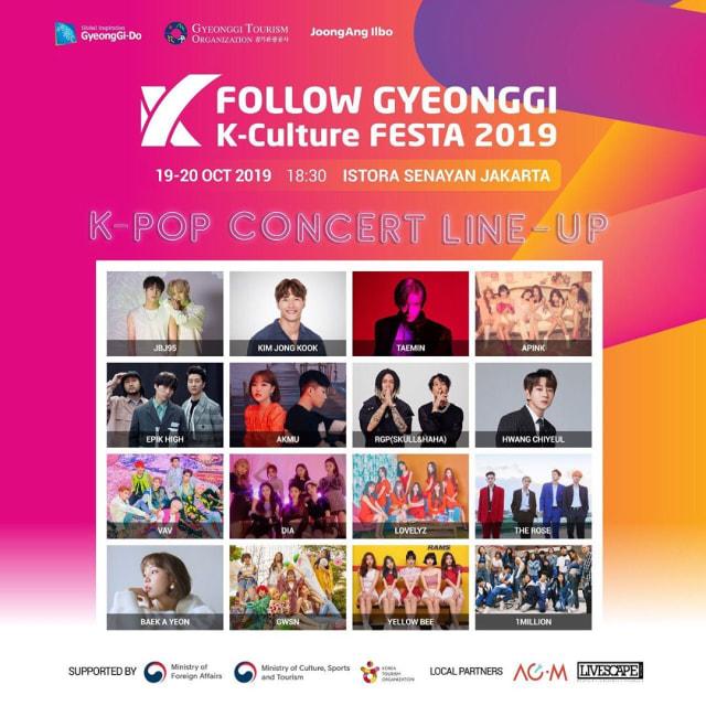 Konser Follow Gyeonggi