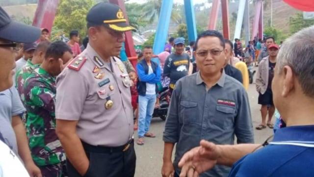 Warga Blokir Jalan, Arus Lalu Lintas Gorontalo-Sulteng Lumpuh 8 Jam (69738)