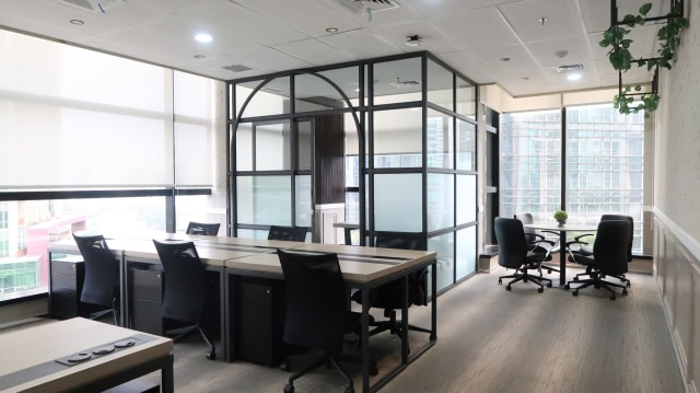 Uptown Serviced Office