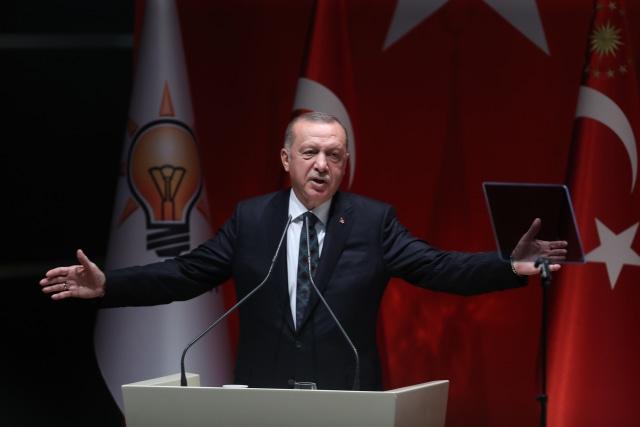 Erdogan: Negara Barat yang Serang Islam Picu Perang Salib (150537)