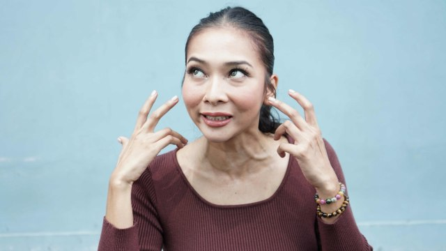 Mey Chan Lihat Kebahagiaan Maia-Irwan: Dia Pantas Mendapatkan Itu (564636)