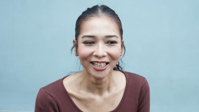 Mengaku Single, Mey Chan Isyaratkan Perceraian? (6996)