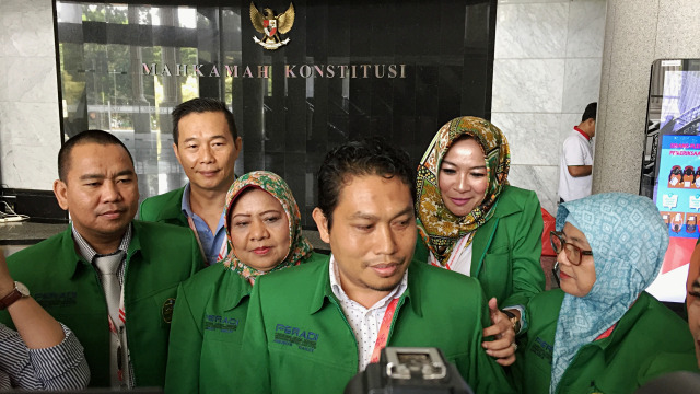 MK Diminta Hapus Pasal Dewan Pengawas karena Ganggu Independensi KPK (4030)